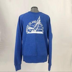 J. Crew Rhode Island Sail Club Sweatshirt